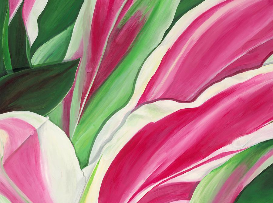 Serendipity Painting - Serendipity by Lisa Bentley