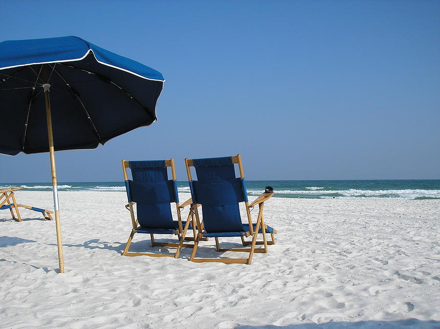 Seascape Photograph - Serenity by Alan Lakin