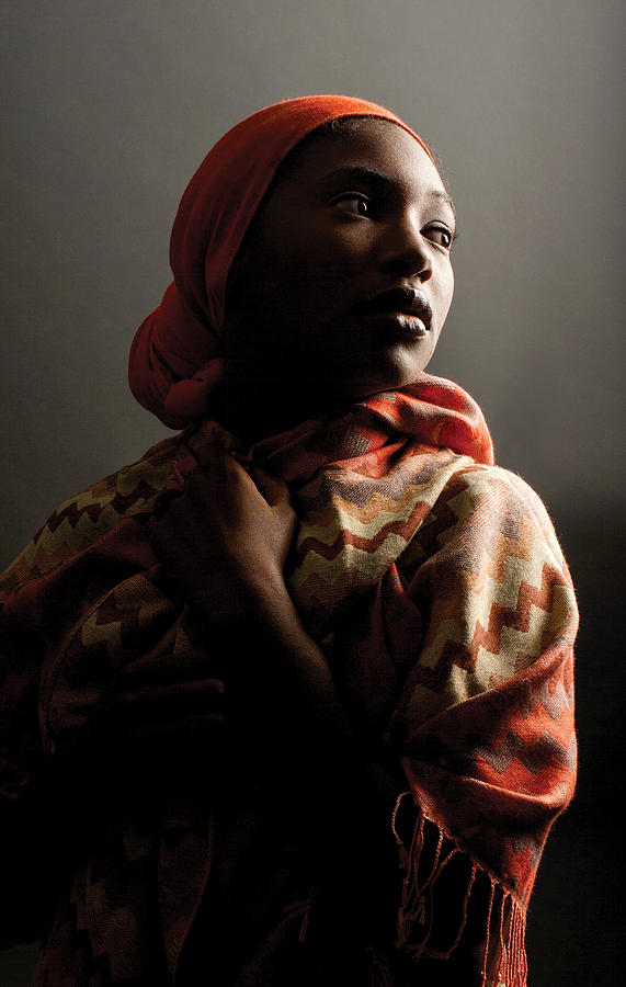 Portrait Photograph - Serenity  by Alexandra Carroll