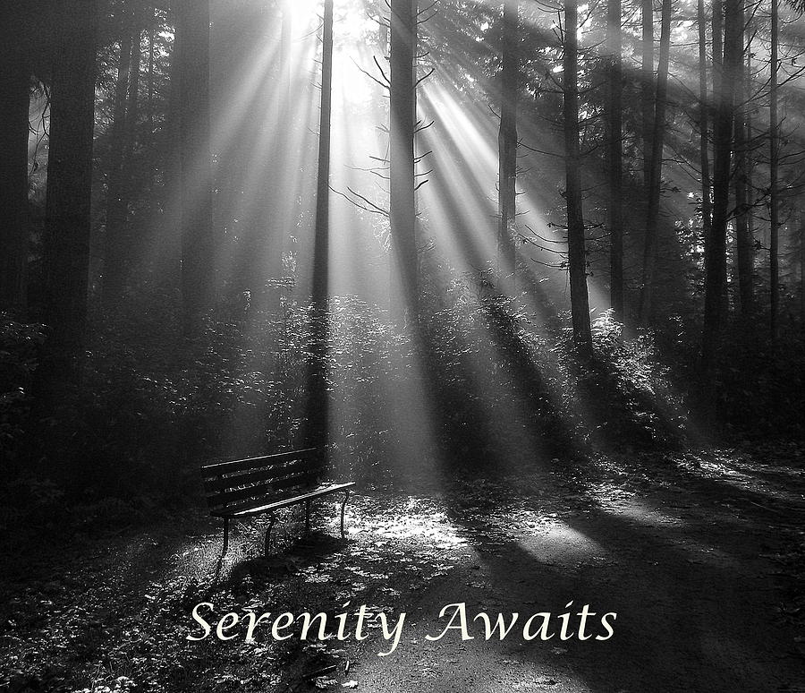 Decor Photograph - Serenity Awaits by Brian Chase