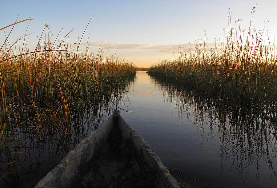 Landscape Photograph - Serenity by Karen E Phillips