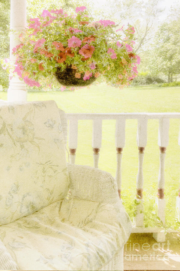 House Photograph - Serenity by Margie Hurwich