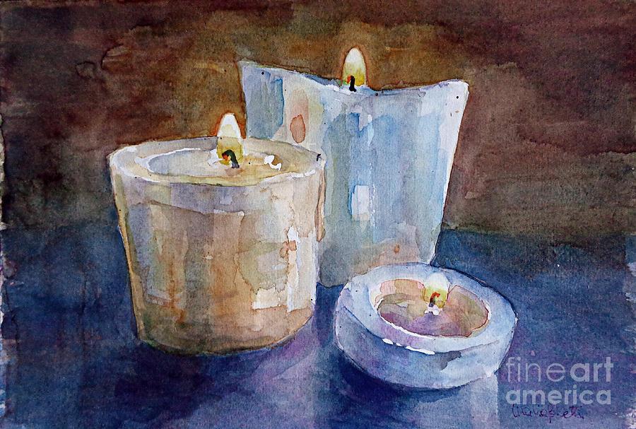 Still Life Painting - Serenity by Marisa Gabetta
