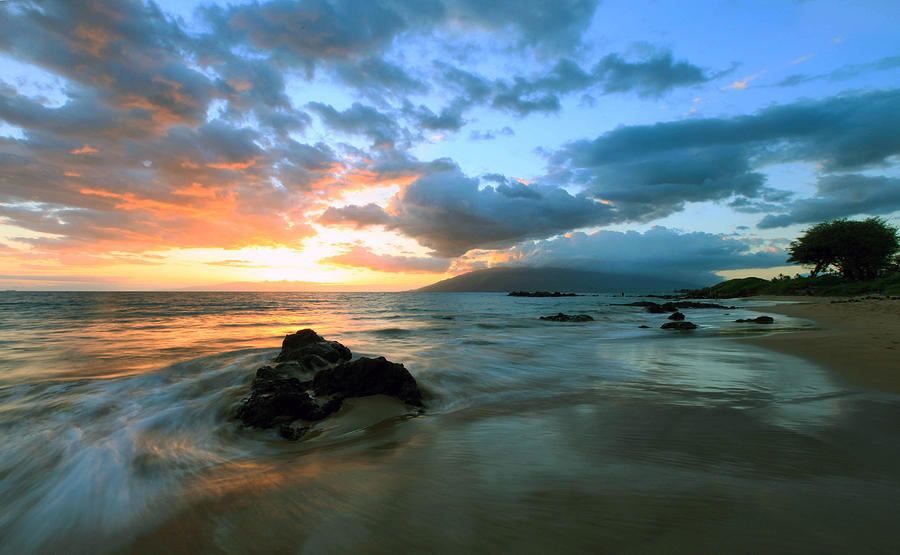 Maui Photograph - Serenity by Pamela Winders