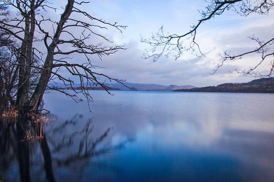 Loch Lomond Photograph - Serenity by Arianna Petrovan