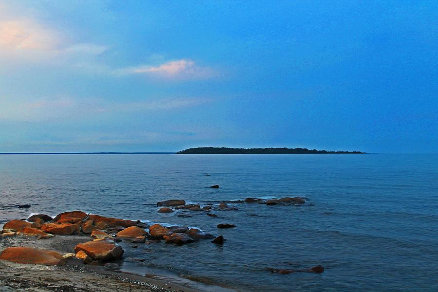 Lake Photograph - Serenity by Rhonda Humphreys