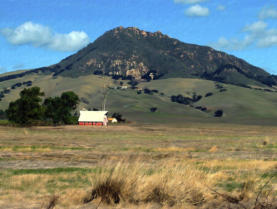 Bishops Peak Photograph - Serenity Under Bishops Peak by Kurt Van Wagner