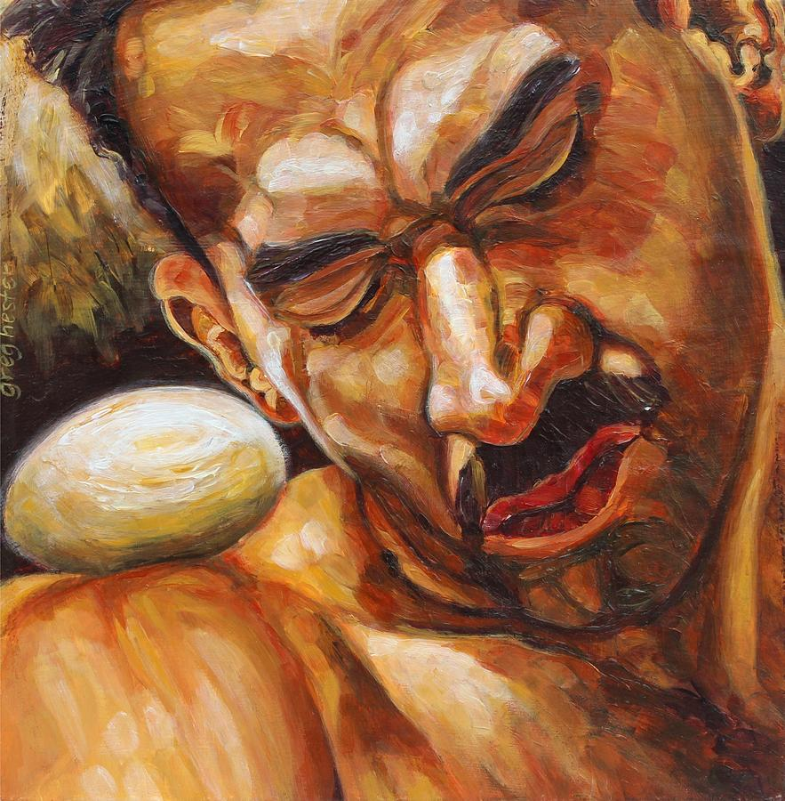 Serpentino Painting