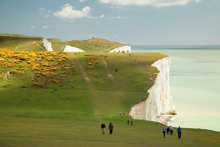 Seven Sisters Counrty Park Photograph by Ray Wise