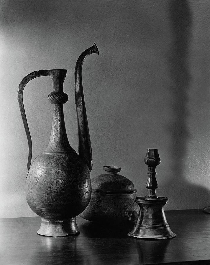 Seventeenth Century Rohdian Ibrick Photograph by Joseph B. Wurtz