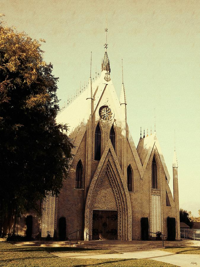 The Seventh Day Photograph - Seventh Day Church by Glenn McCarthy Art and Photography