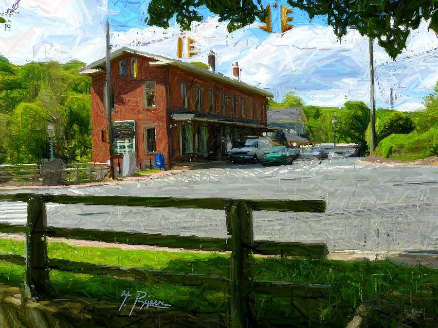 Art Digital Art - Sh - 61 by Glen River