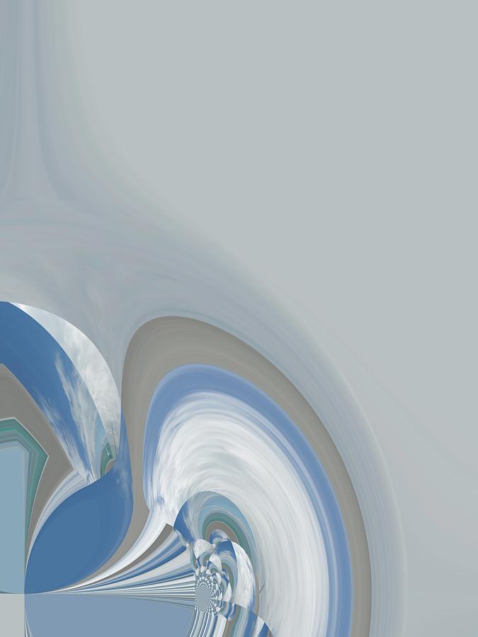 Nico Digital Art - Shadow by Nico Bielow
