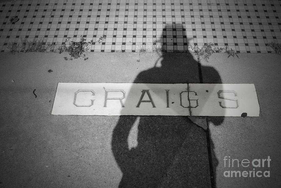 Chesapeake Photograph - Shadow Of Craig by Jost Houk