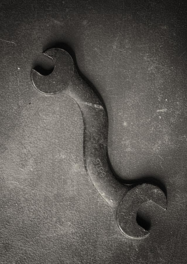 Abstract Photograph - Shadows by Tom Druin