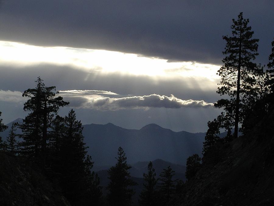 Shelf of Light Cloud by William McCoy