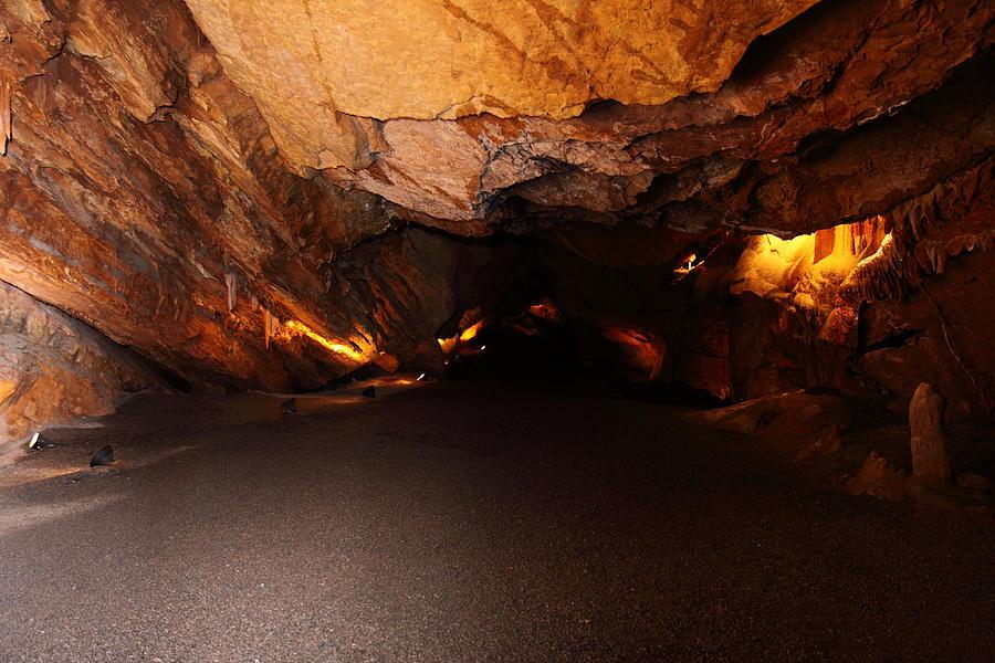Shenandoah Photograph - Shenandoah Caverns - 12128 by DC Photographer
