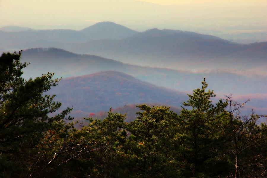 Shenandoah National Park Beautiful Appalachian Mountains