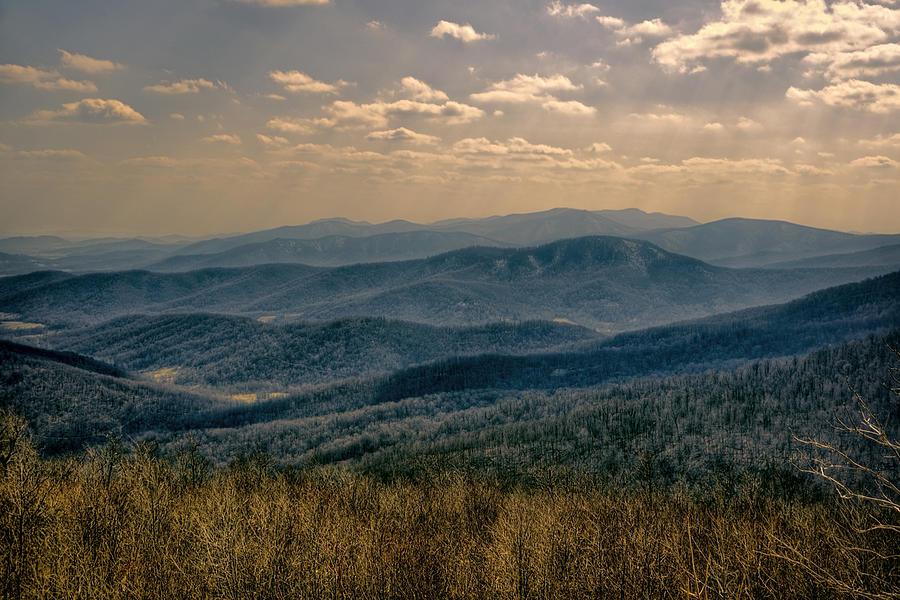 Shenandoah Vista Photograph