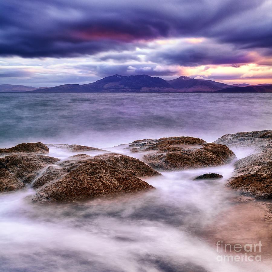 Arran Photograph - Shhhhh by John Farnan