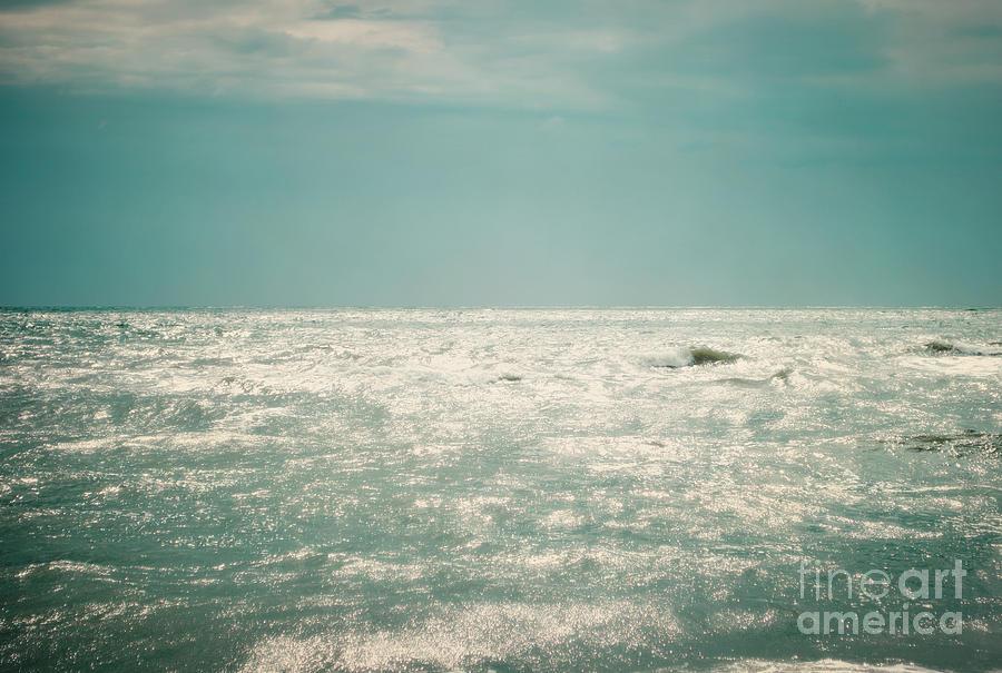 Shimmering Light Photograph - Shimmer by Sharon Kalstek-Coty