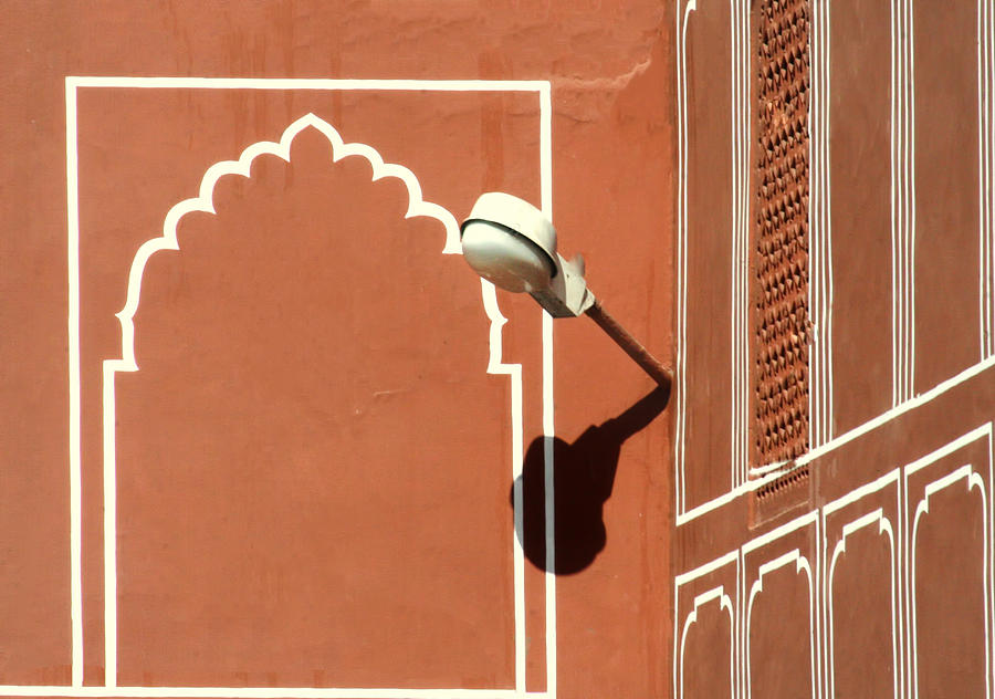 India Photograph - Shine by A Rey