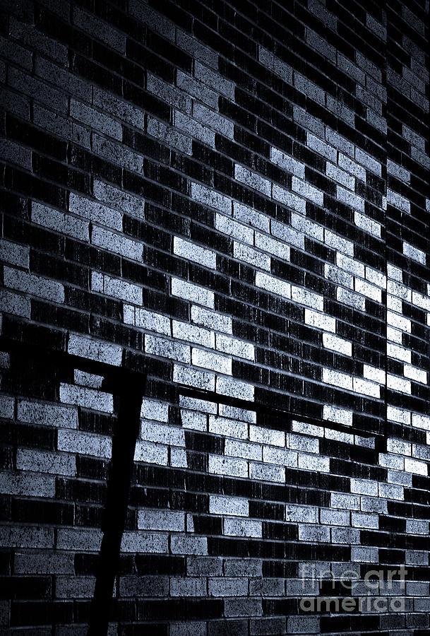 Shiny Bricks Photograph