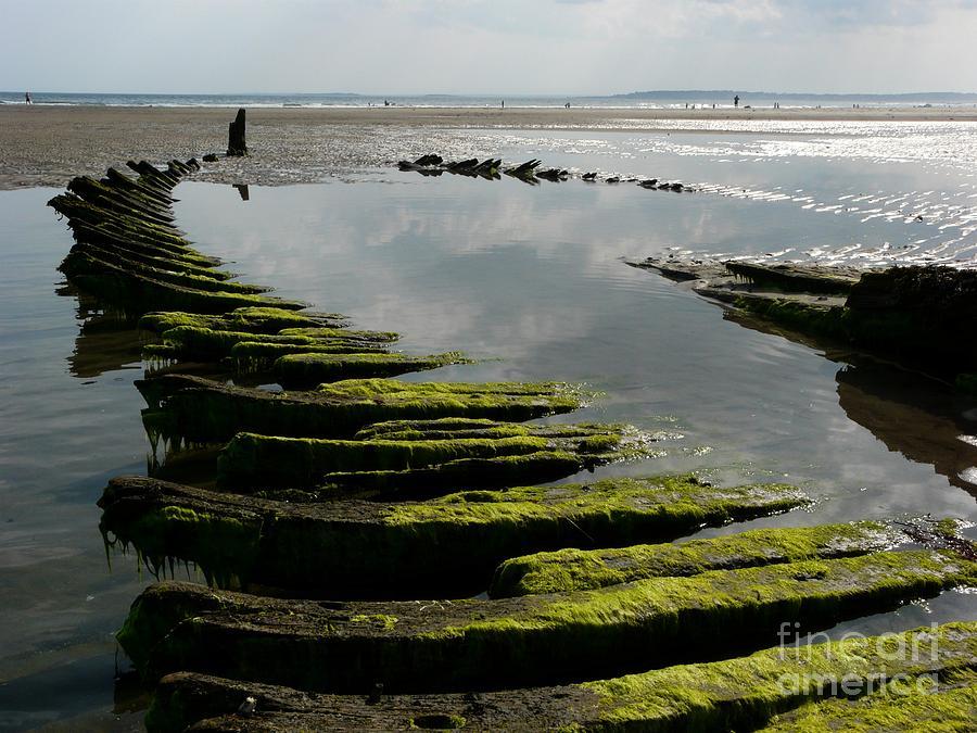 Shipwreck Photograph - Shipwreck by Christine Stack