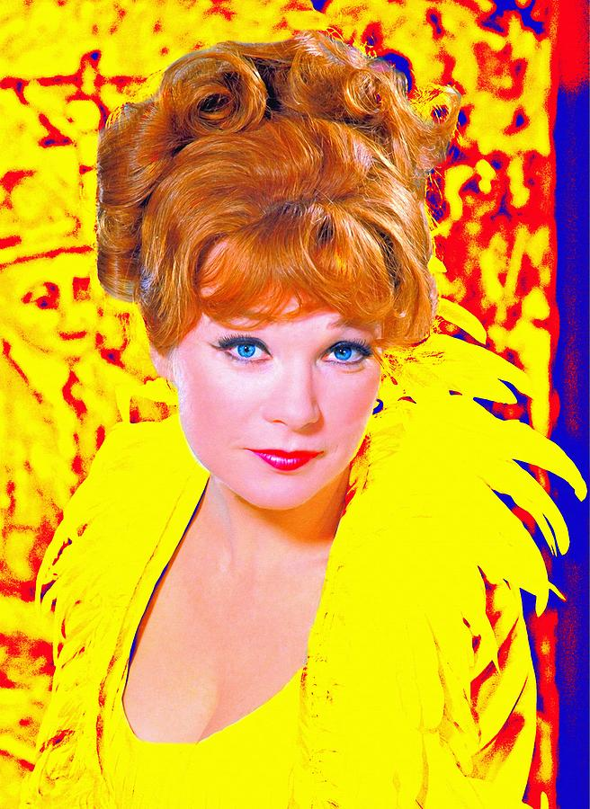 Shirley MacLaine in What a Way to Go Photograph by Art ... Shirley Maclaine What A Way To Go Images