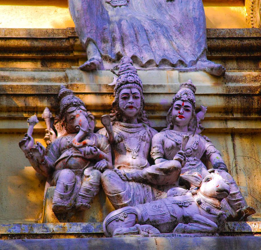 Shiva & Shakti Photograph by Neha Gupta