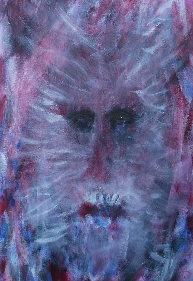 Ghosts Painting - Shocked by Randall Ciotti