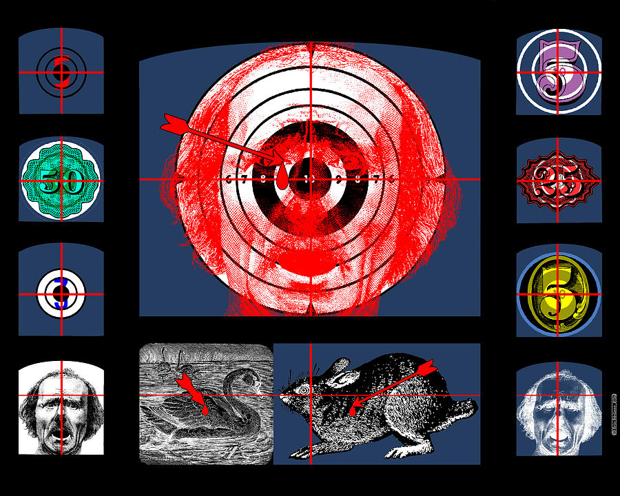 Shooting Gallery Digital Art