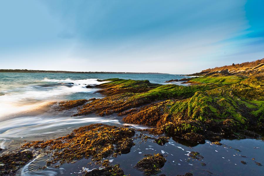 Landscape Photograph - Shore by Jonathon Shipman