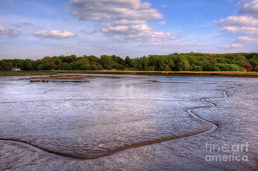 Bay Photograph - Shore Line by Svetlana Sewell