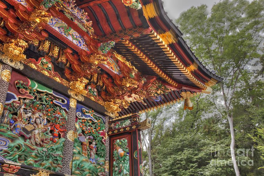 Japan Photograph - Shoutenguu by Tad Kanazaki