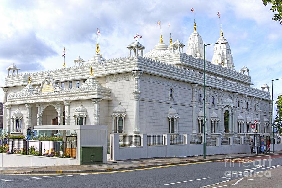 Shree Swaminarayan Mandir Temple 2 Photograph