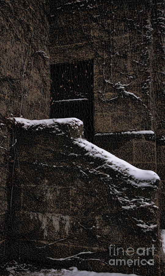Door Photograph - Side Door by Jasna Buncic