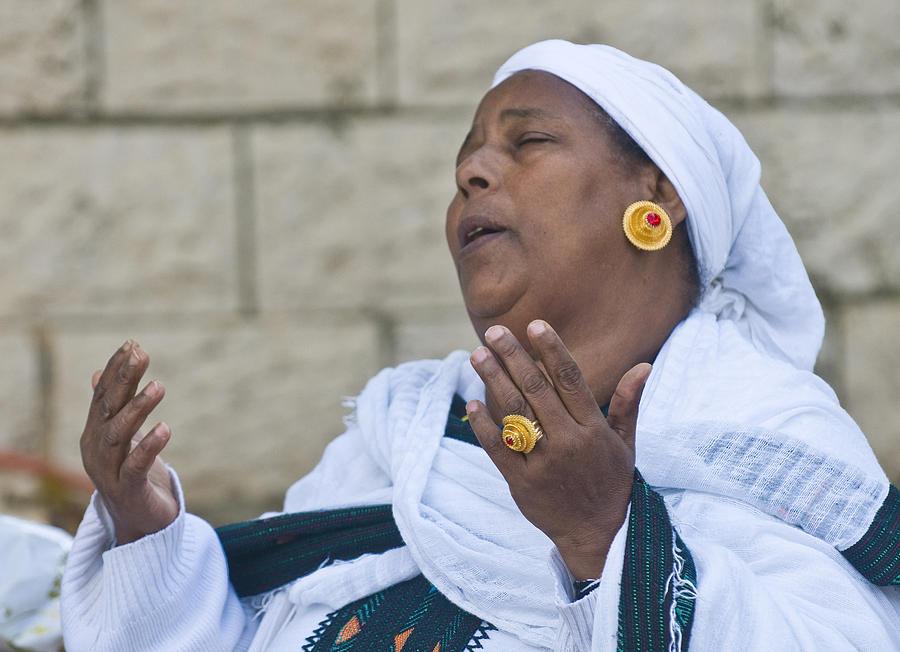 Belief Photograph - Sigd In Jerusalem by Kobby Dagan