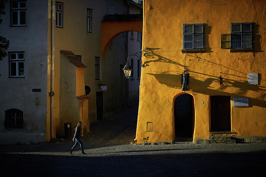 City Photograph - Sighisoara by Cristian Lee