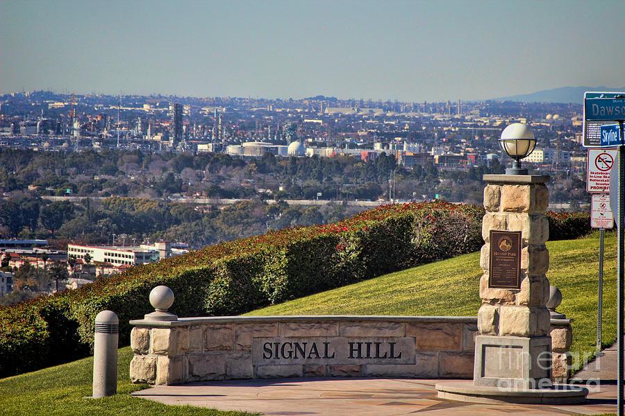 Signal Hill Photograph by RJ Aguilar