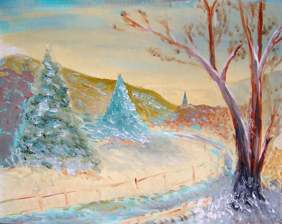 Silence by Edie Schmoll