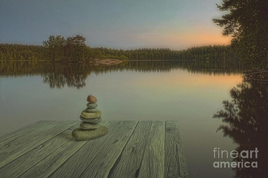 Artist Photograph - Silence Of The Wilderness by Veikko Suikkanen