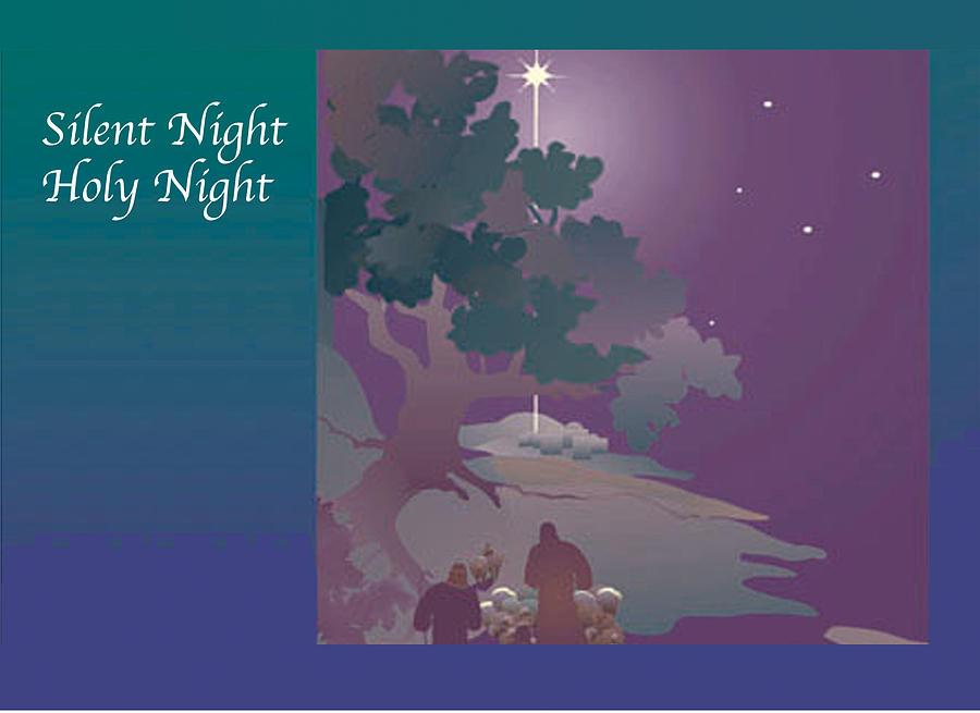 Silent Night by Nancy Watson