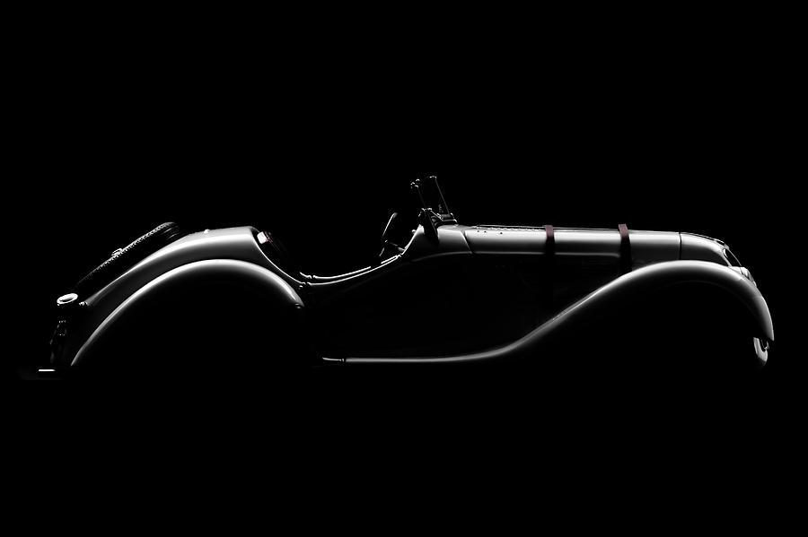 Silhouette Photograph by Alvaro Perez