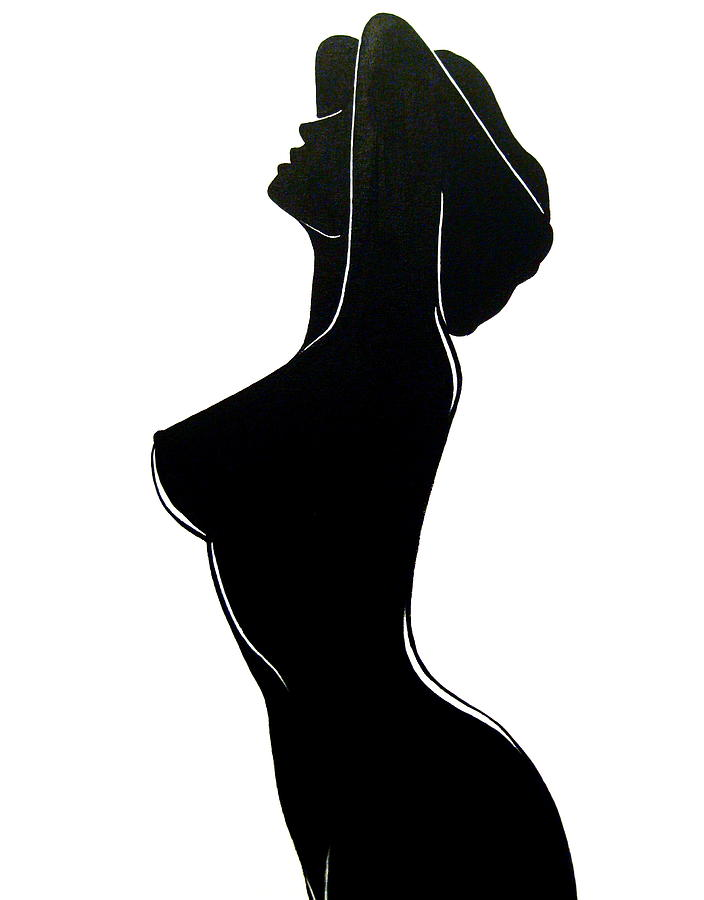 Silhouette Tattoos For Women