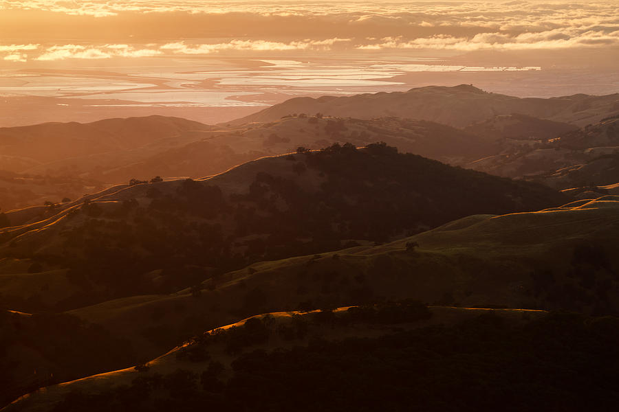 Bay Area Photograph - Silicon Valley by Francesco Emanuele Carucci