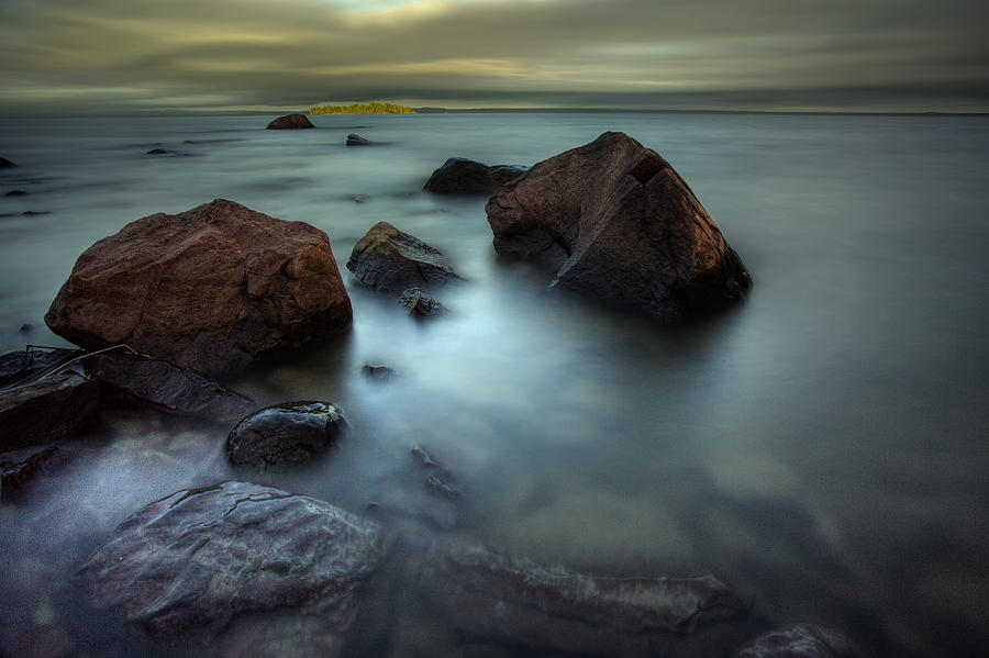 Bay Photograph - Silver And Gold by Jakub Sisak