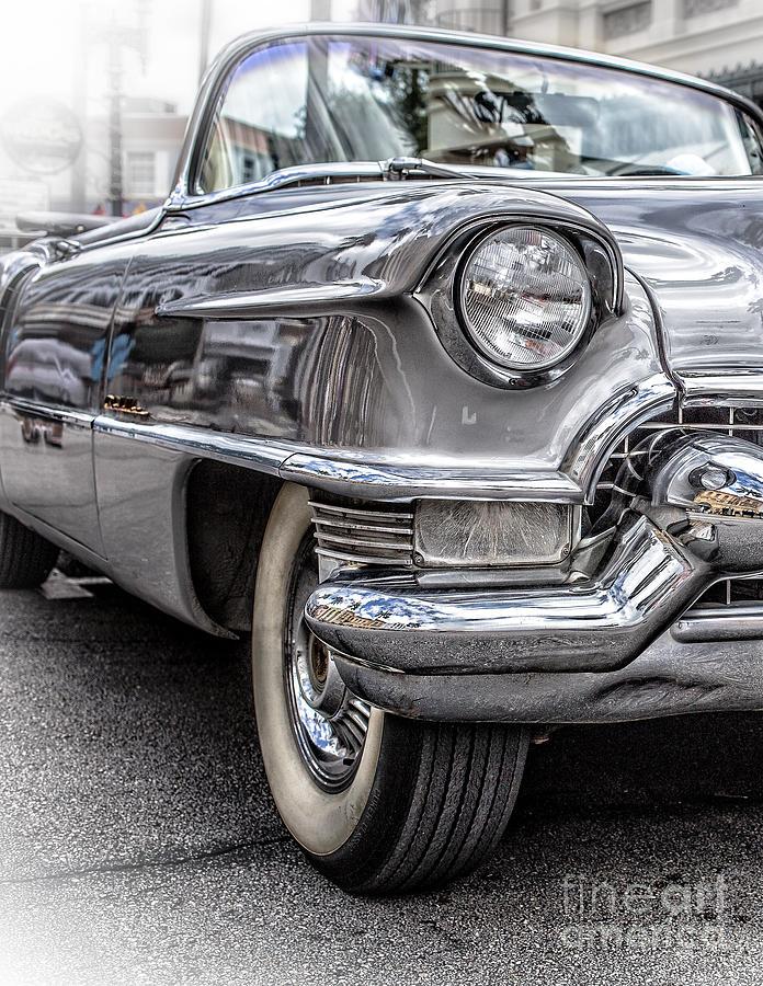 Florida Photograph - Silver Caddy 2 by Edward Fielding