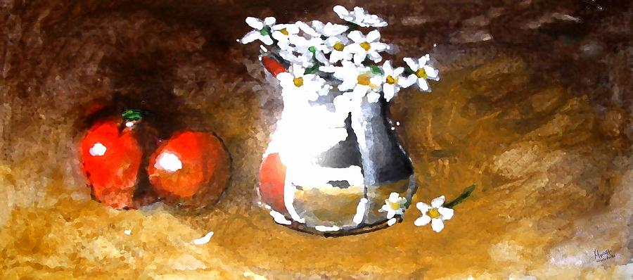 Silver Painting