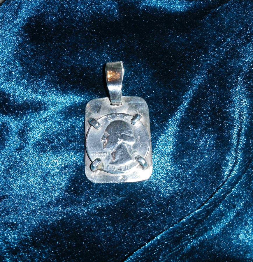 Silver Pendant Jewelry by Jorge Wilhelm Wilken